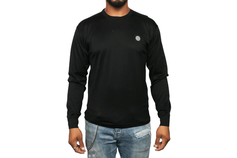 SMALL PATCH LS TEE - MO711522713 MENS SOFTGOODS STONE ISLAND