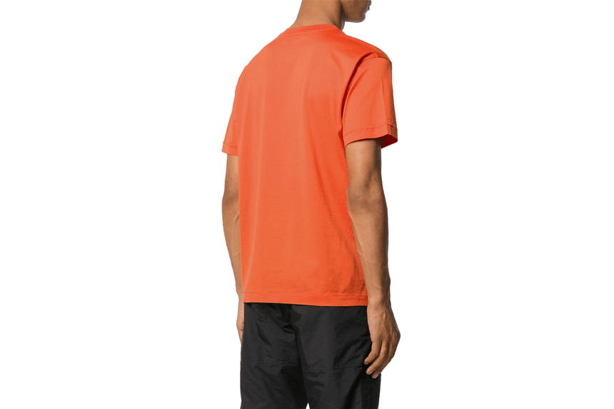 SMALL PATCH TEE - MO711524113 MENS SOFTGOODS STONE ISLAND