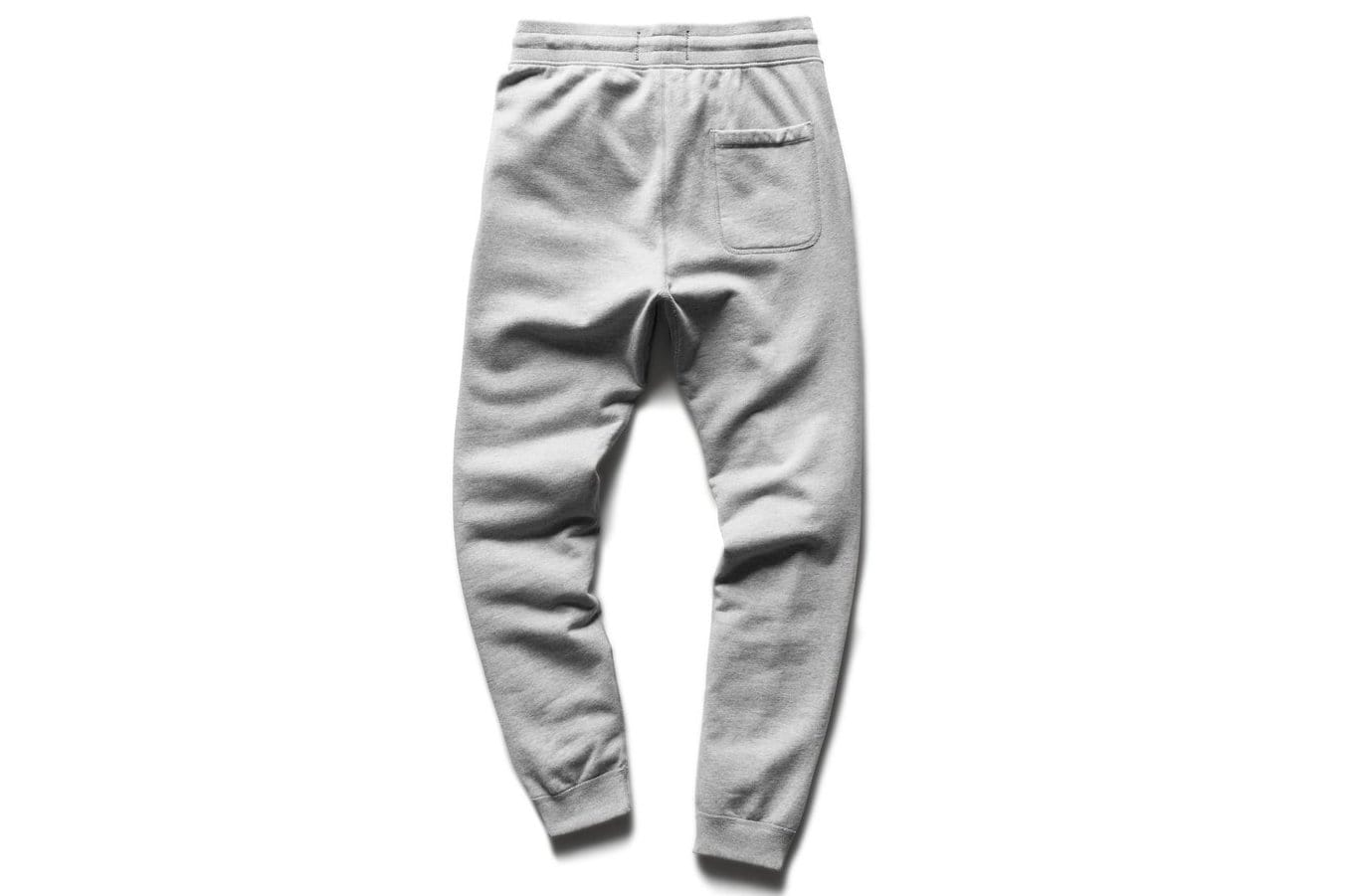 MID WT TERRY SLIM SWEATPANT H.GREY MENS SOFTGOODS REIGNING CHAMP