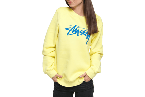 STOCK CREW - 2911173 WOMENS SOFTGOODS STUSSY