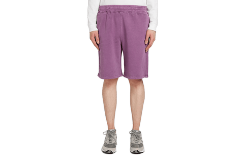 STOCK FLEECE SHORT - 112232 MENS SOFTGOODS STUSSY