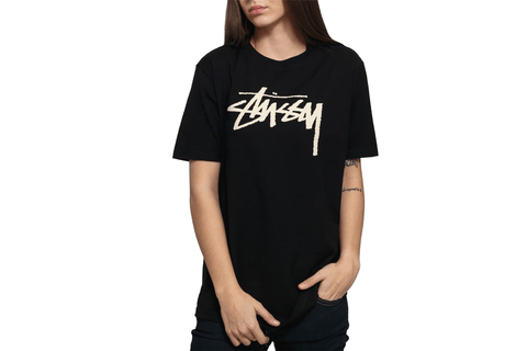 STOCK TEE - 2903069 WOMENS SOFTGOODS STUSSY