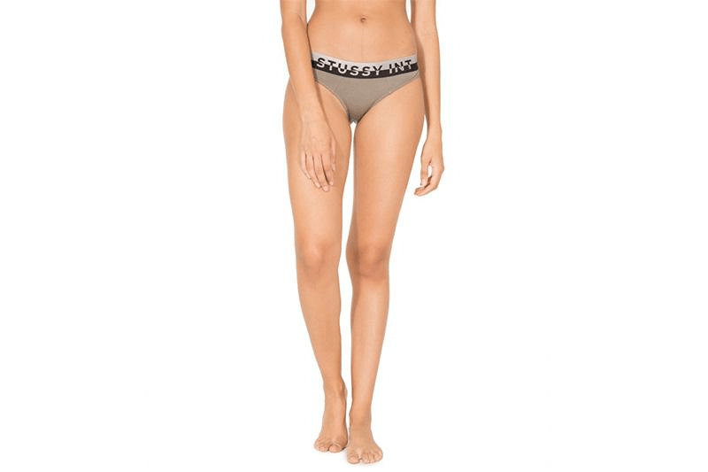 METALLIC BAND CLASSIC BRIEF WOMENS SOFTGOODS STUSSY