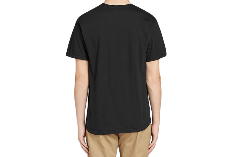STOCK PIG.DYED TEE-190442 MENS SOFTGOODS STUSSY