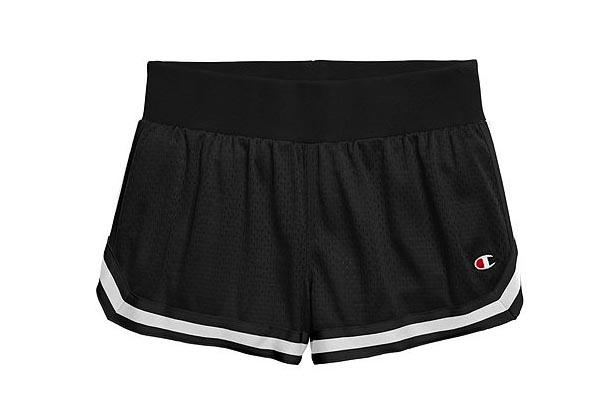 MESH NOTCH SHORT - ML944 WOMENS SOFTGOODS CHAMPION