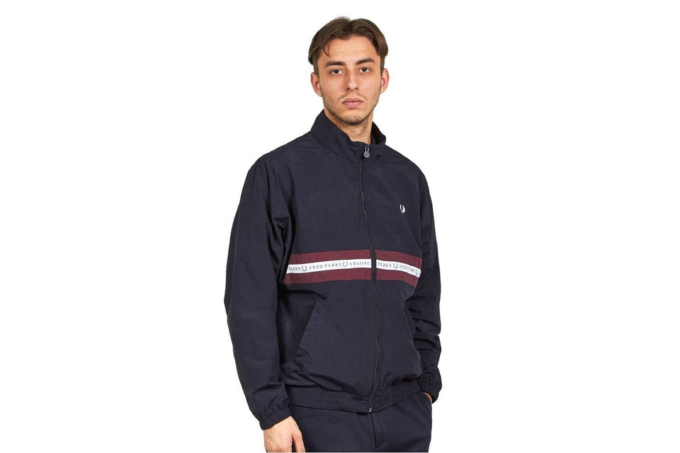 SPORTS TAPE SHELL JACKET - J5511 MENS SOFTGOODS FRED PERRY