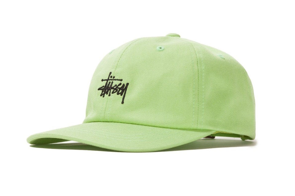 SU19 STOCK LOW PRO CAP - 131883 HATS STUSSY