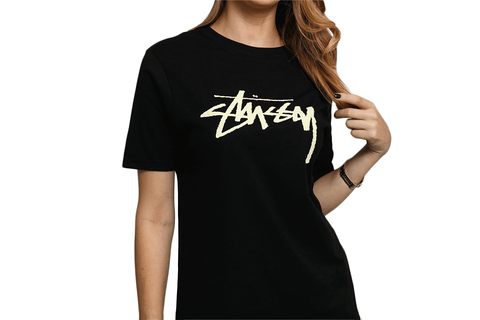 STOCK TEE - 2903049 WOMENS SOFTGOODS STUSSY