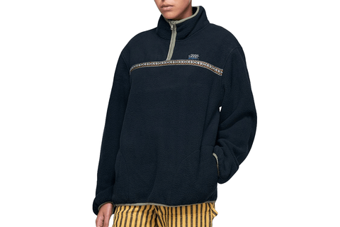 SUMMIT HALF ZIP POLAR FLEECE-218083