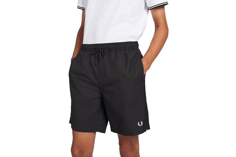 TEXTURED SWIMSHORT - S8506 MENS SOFTGOODS FRED PERRY