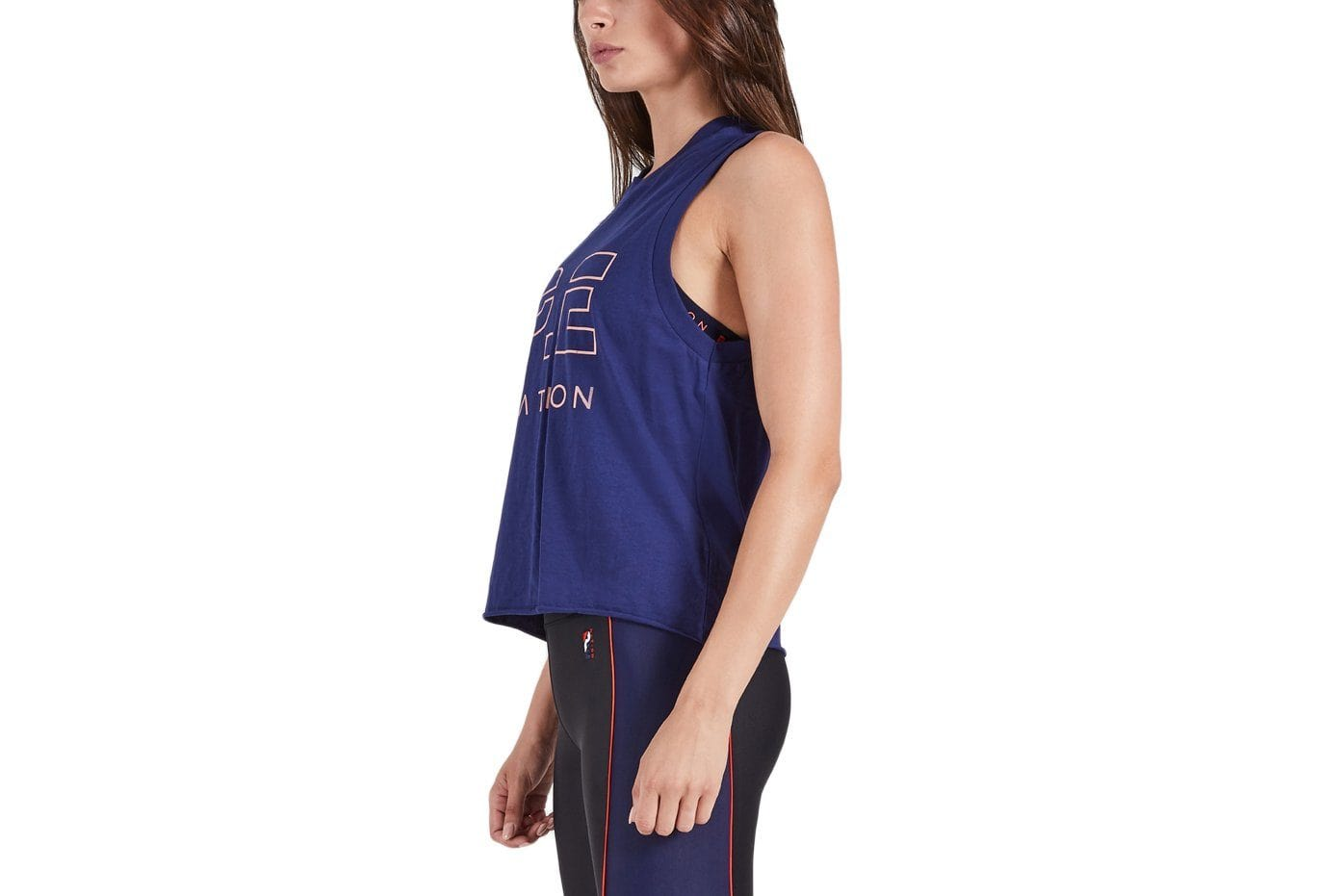 THROW IN THE TOWEL TANK - 19PE1W129 WOMENS SOFTGOODS P.E NATION