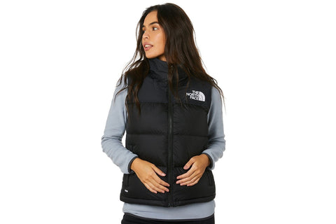 WOMENS 1996 RETRO NUPTSE VEST - NF0A3XEPJK3 WOMENS SOFTGOODS THE NORTH FACE
