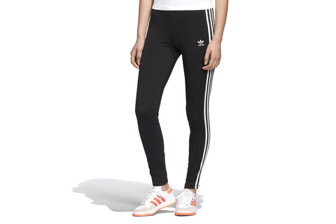 3 STRIPE TIGHTS - FM3287 WOMENS SOFTGOODS ADIDAS