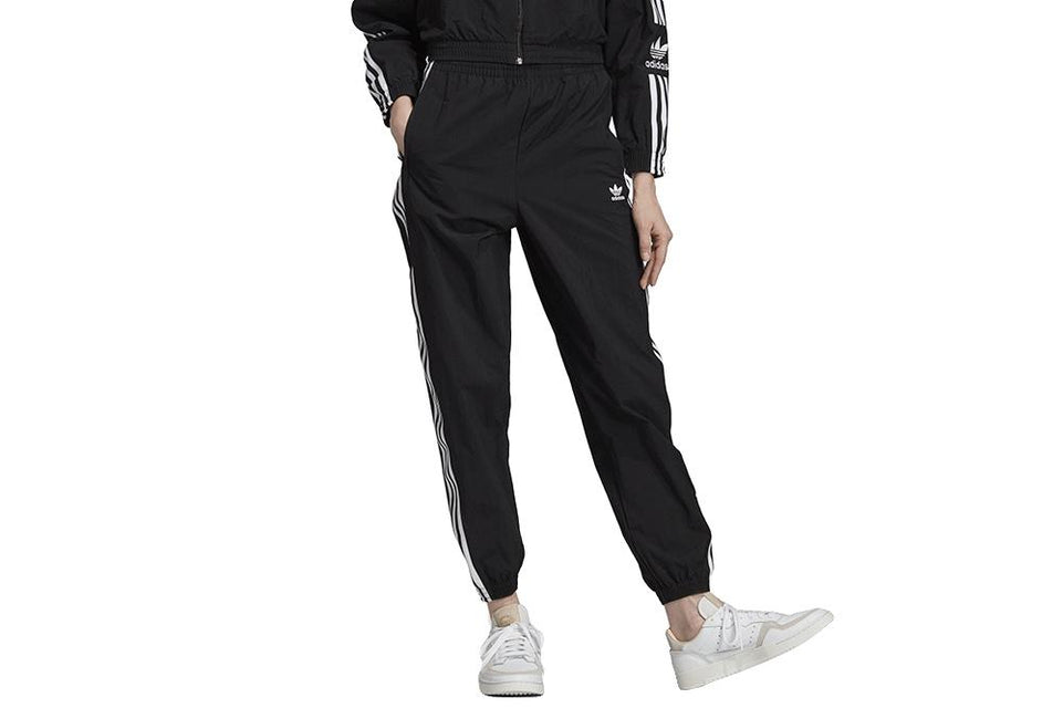 LOCK UP TRACK PANT - ED7542 WOMENS SOFTGOODS ADIDAS