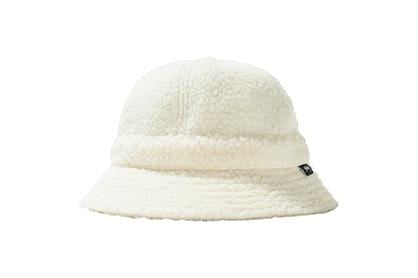SHERPA FLEECE BELL BUCKET HAT - 132993 HATS STUSSY