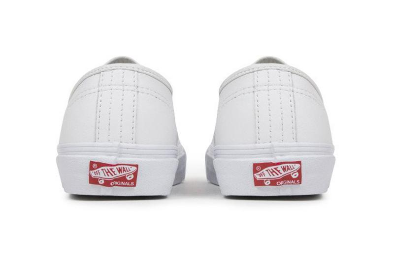 OG AUTHENTIC LX VL MENS FOOTWEAR VANS