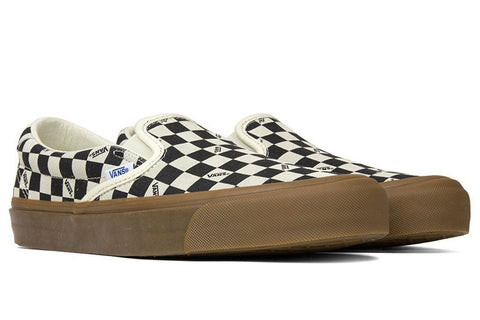 OG SLIP-ON 59 LX  (SUEDE) CHECKERBOARD - VN0A38FZQM6
