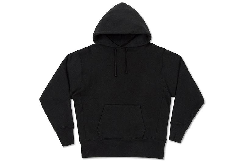OUR LEGACY PULLOVER HOODIE MENS SOFTGOODS VANS BLACK M