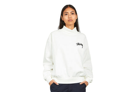 WELLER TURTLENECK FLEECE CREW - 218069