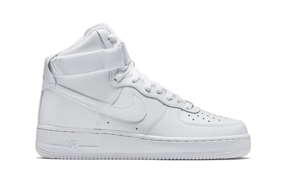 WMNS AIR FORCE 1 HIGH - 334031 105 WOMENS FOOTWEAR NIKE