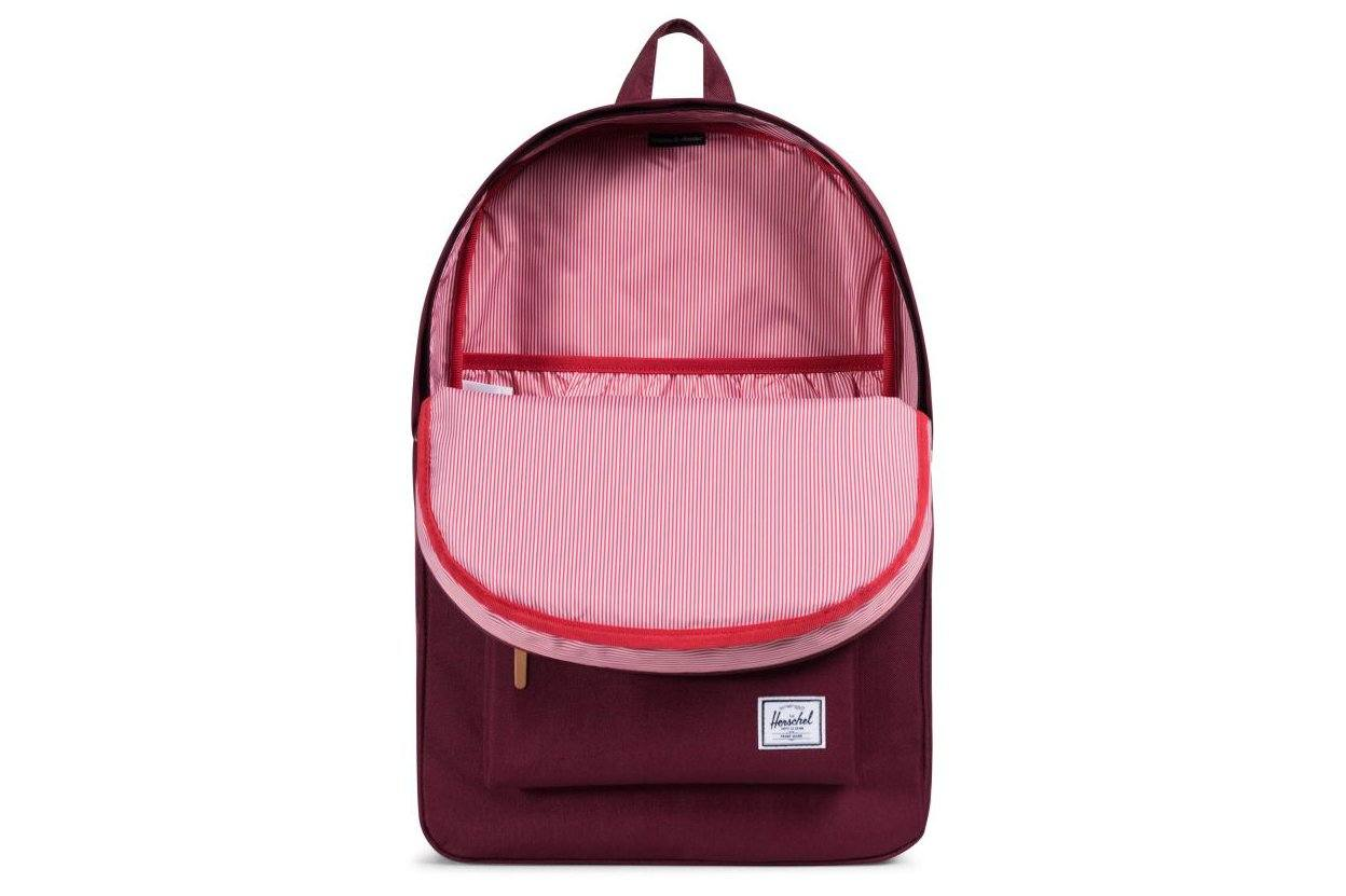 HERITAGE MID OFFSET POLY WINDSOR WINE BAGS HERSCHEL
