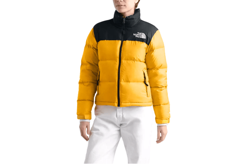1996 RETRO NUPTSE JACKET WOMENS SOFTGOODS THE NORTH FACE