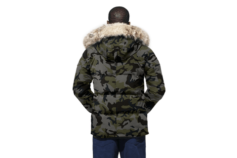 WYNDHAM PARKA PRINT-3808MP 831
