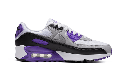 W AIR MAX 90 'HYPER GRAPE' - CD0490-103 WOMENS FOOTWEAR NIKE