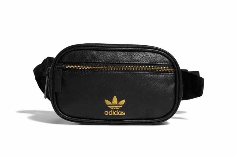 ADIDAS ORIGINAL LEATHER WAIST BAG - CK5076 ACCESSORIES ADIDAS