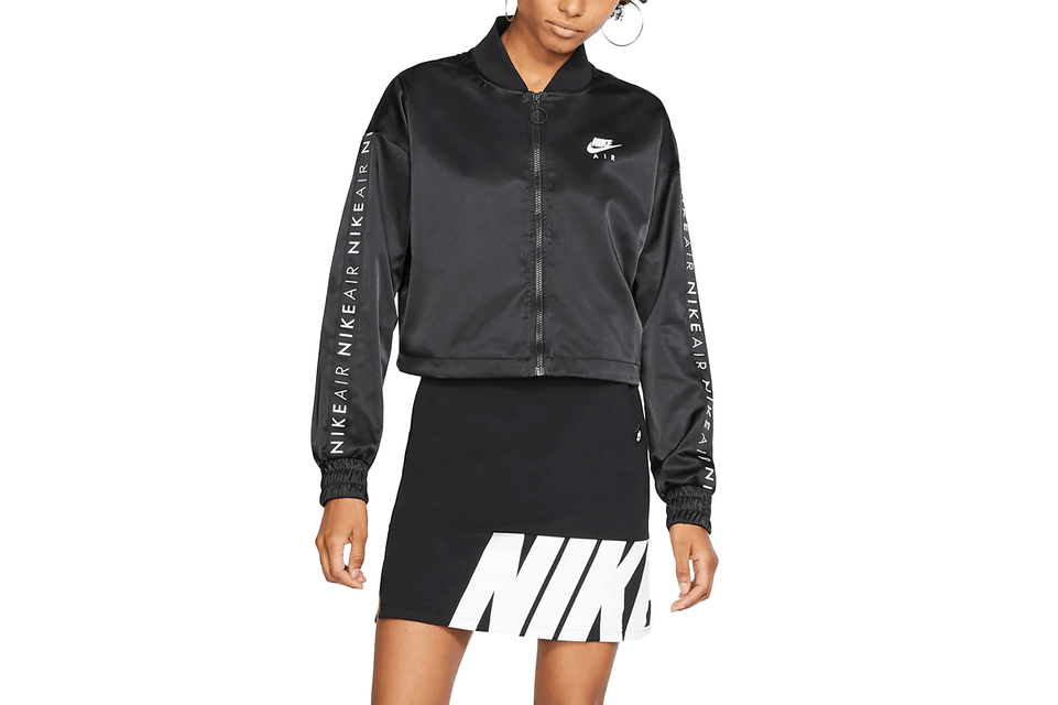 NIKE AIR JACKET - BV4779-010 WOMENS SOFTGOODS NIKE