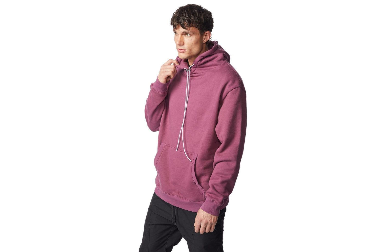 LOWGO HOOD SWEATER MENS SOFTGOODS ZANEROBE