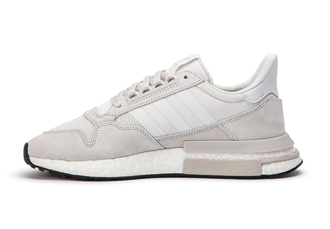 ZX 500 RM - B42226 WHITE/GREY 9 MENS FOOTWEAR ADIDAS