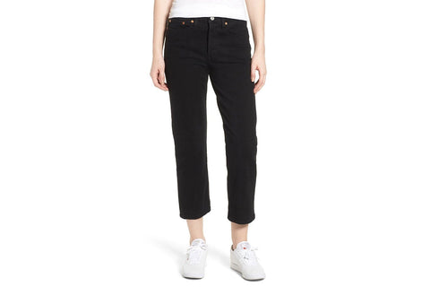WEDGIE STRAIGHT - 407632 WOMENS SOFTGOODS LEVIS