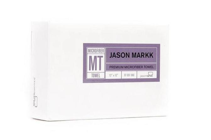 PREMIUM MICROFIBER TOWEL ACCESSORIES JASON MARKK purple ONE SIZE