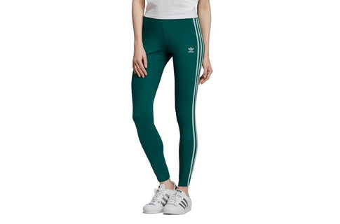 3 STRIPES LEGGINGS - ED7594 WOMENS SOFTGOODS ADIDAS XS NOBGRN C19