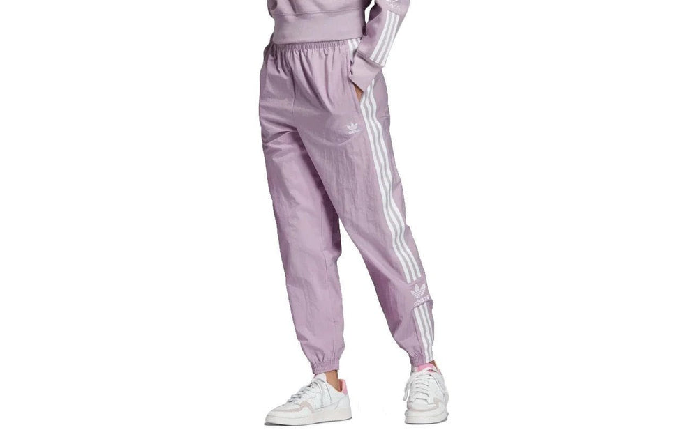 LOCK UP TRACK PANTS - ED7545 WOMENS SOFTGOODS ADIDAS XS SOFVIS C19