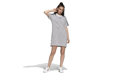 TEE DRESS - FM1069 WOMENS SOFTGOODS ADIDAS