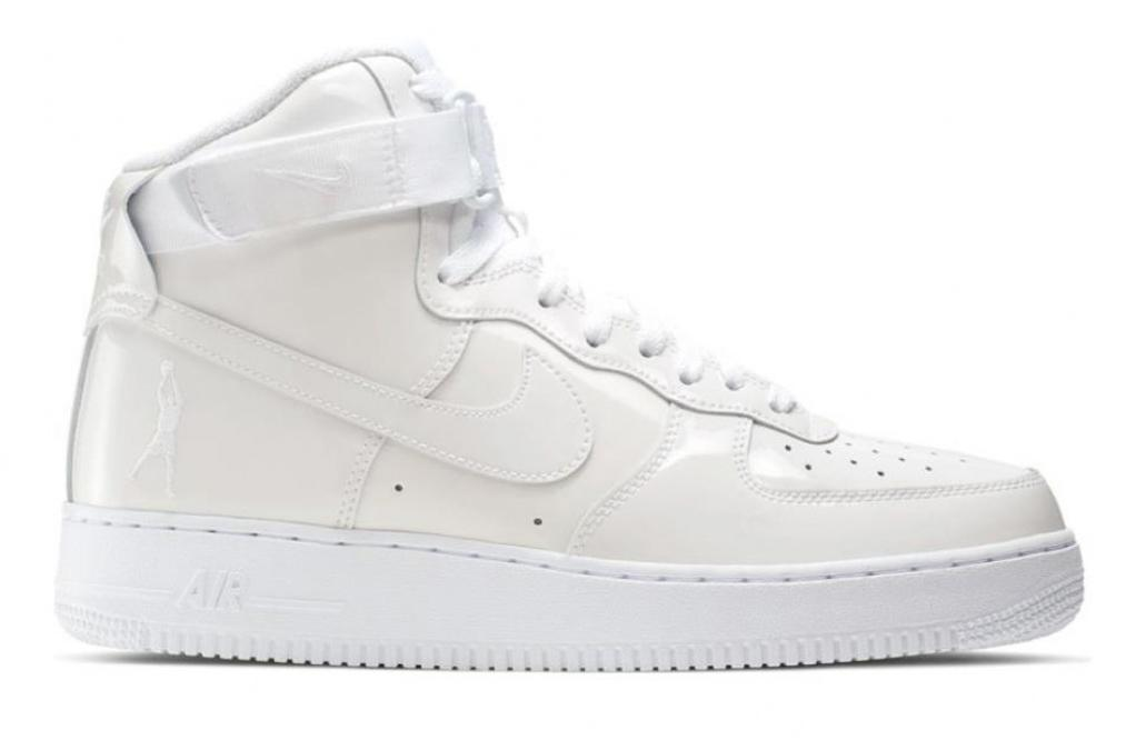 best sneakers f7472 62811 NIKE AIR FORCE ONE HIGH-RETRO QS - 743546-107