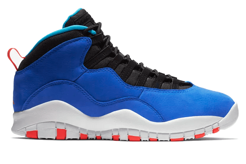 AIR JORDAN 10 RETRO - 310805-408 MENS FOOTWEAR JORDAN