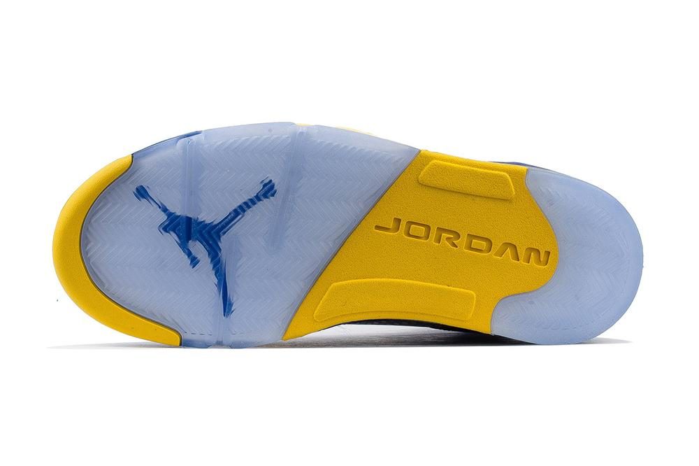 hot sale online ae01e 138bc AIR JORDAN 5 LANEY JSP - CD2720-400 MENS FOOTWEAR JORDAN