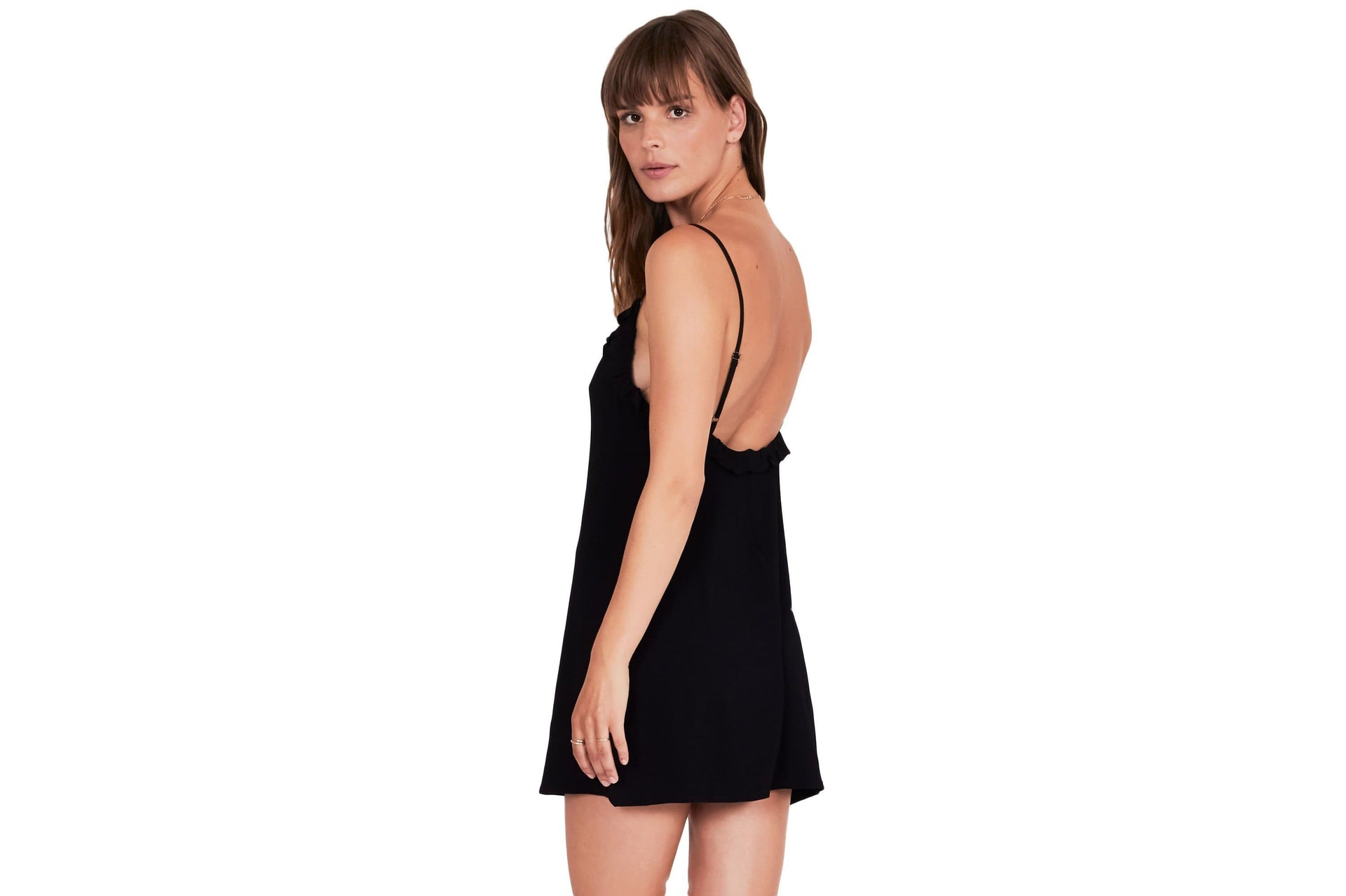 CONTIGO DRESS - AD09KCON WOMENS SOFTGOODS AMUSE SOCIETY