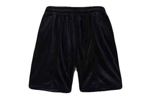 VELOUR SHORTS MENS SOFTGOODS STUSSY BLACK S 112218