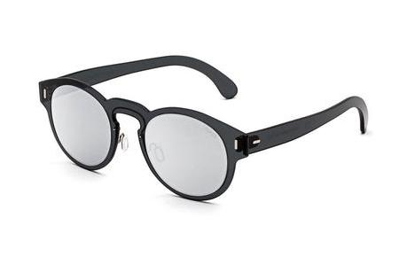 DUO-LENS PALOMA SUNGLASSES SUPER SILVER/BLACK ONE SIZE