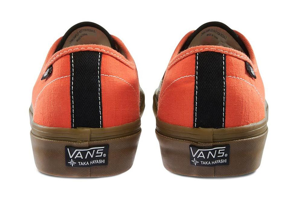 TH AUTHENTIC ONE - VN0A45K8VTR MENS FOOTWEAR VANS