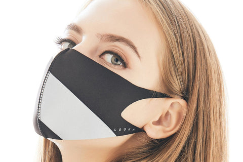 WASHABLE MASK - M-B06 ACCESSORIES LOOKA