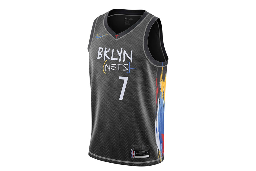 KEVIN DURANT BROOKLYN NETS CITY EDITION - CN1713-010