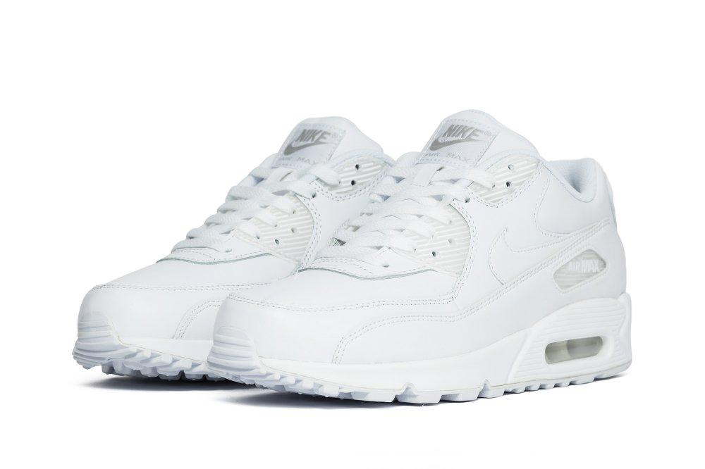 competitive price c13bc 4d013 AIR MAX 90 LEATHER - 302519-113. NIKE