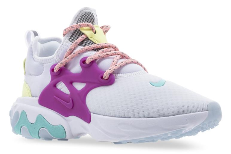 W NIKE REACT PRESTO - CD9015-101 WOMENS FOOTWEAR NIKE