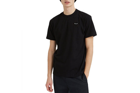 SMALL BLACK HEART - AZT064 MENS SOFTGOODS COMME DES GARCONS