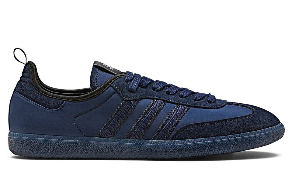 C.P COMPANY SAMBA-CG5957 MENS FOOTWEAR ADIDAS DARK BLUE/NIGHT SKY/DARK PURPLE 10